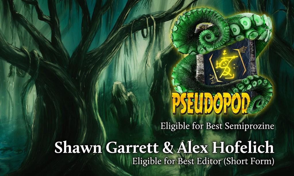 PseudoPod 2019 eligibility