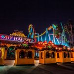 Review Knott S Scary Farm Trapped