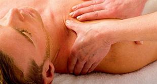 Massage and Facials for Men
