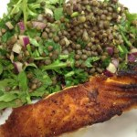 A Salmon Recipe Fit for Clean