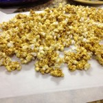 Delicious Caramel Popcorn with a Twist