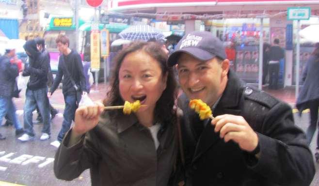 david gilbert street food