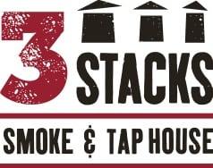 3 stacks