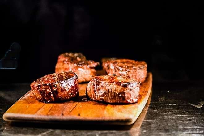Nick & Sam's Steakhouse Omi, Kobe and Wagyu_-10