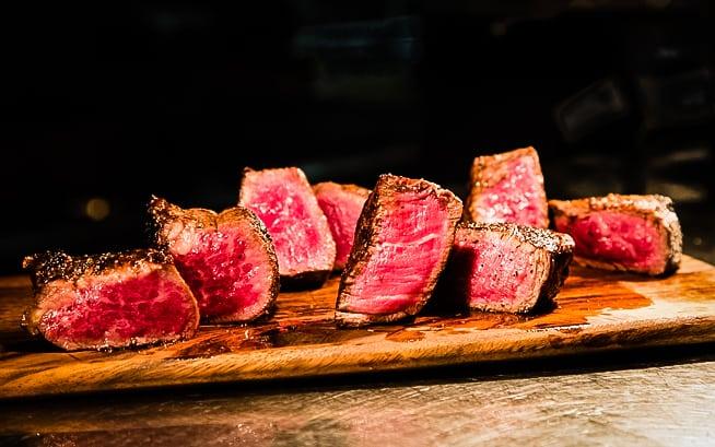 Nick & Sam's Steakhouse Omi, Kobe and Wagyu_-12