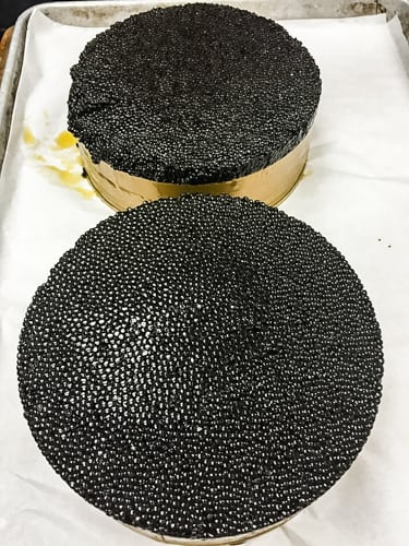 7 pounds of caviar (photo: Dean Fearing)