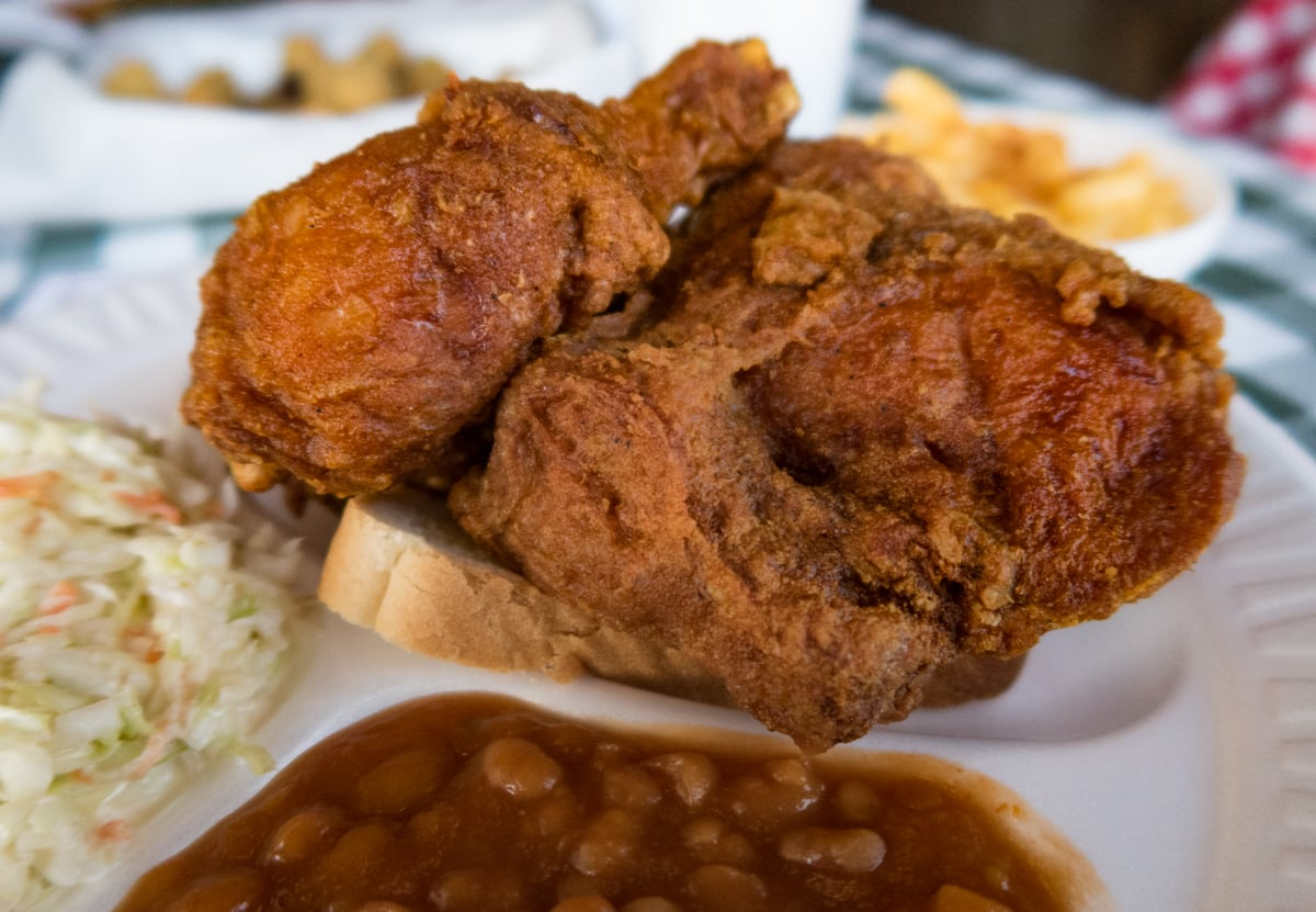 orld famous fried chicken - HD1200×831