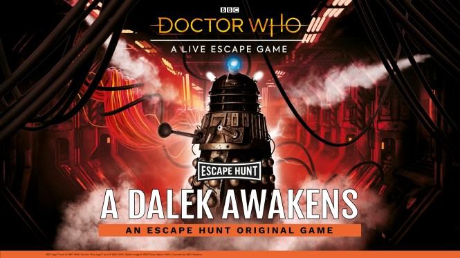 Doctor Who A Dalek Awakens