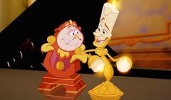 Cogsworth and Lumiere 2