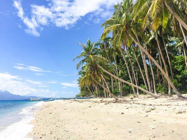 The Beach in Isla Verde, Batangas