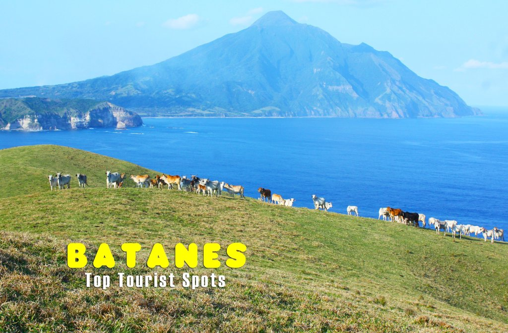 Top Tourist spots in batanes