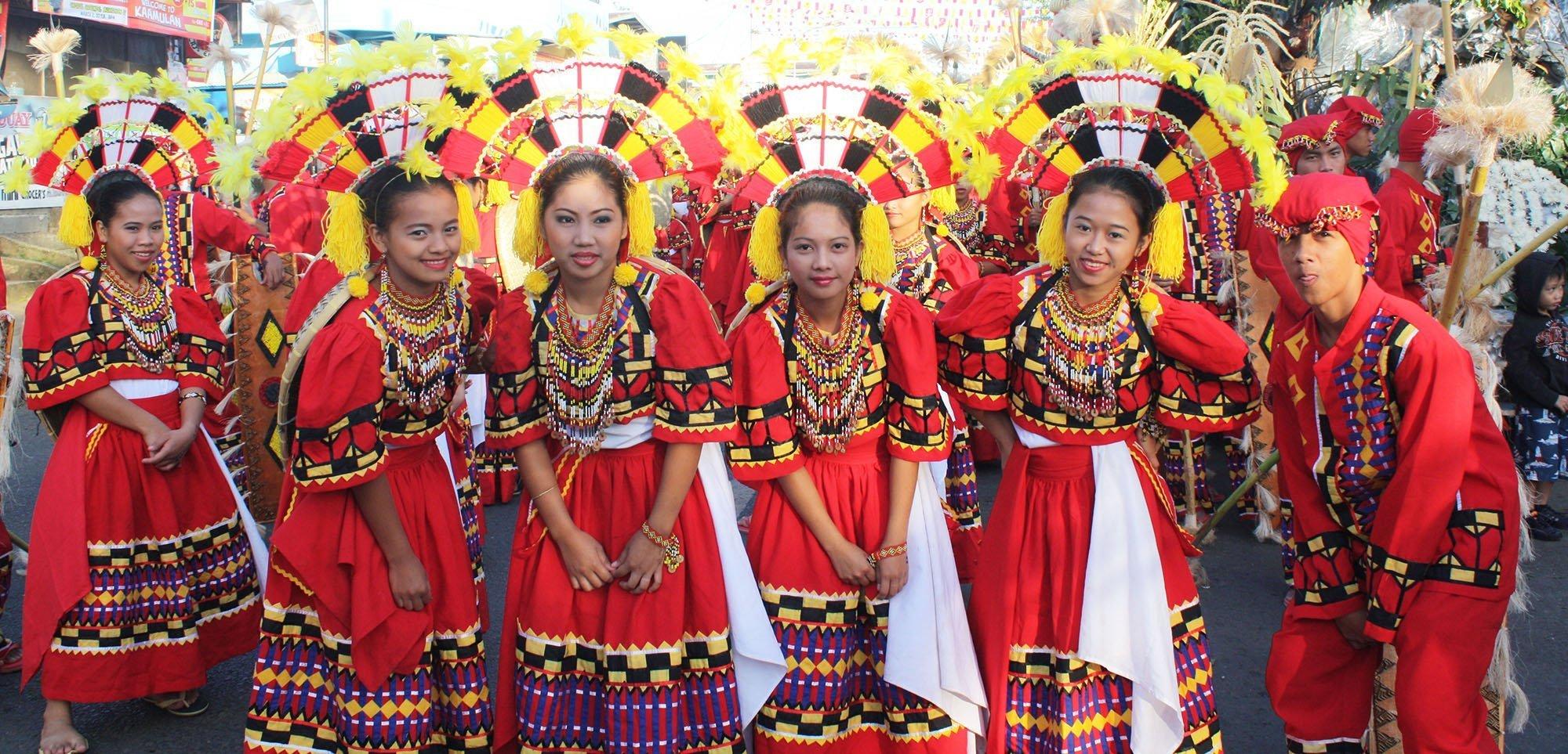 Kaamulan Festival in Bukidnon