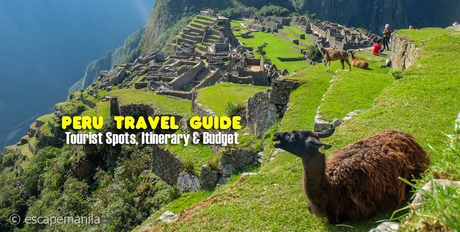 Peru Travel Guide