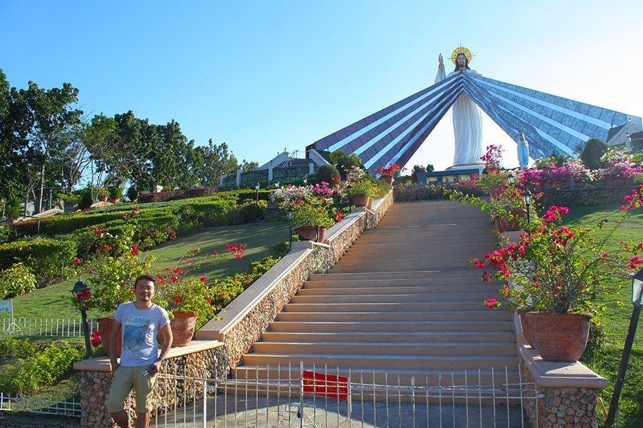 Divine Mercy Shrine in El Salvador City