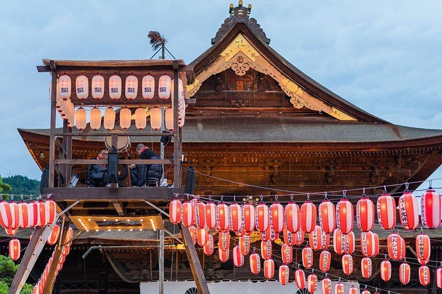 Obon Festival 2019