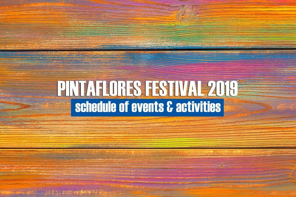 Pintaflores Festival 2019 [San Carlos City]