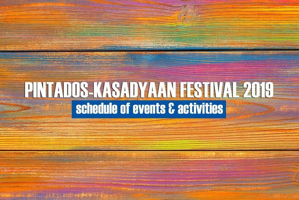 Pintados-Kasadyaan Festival 2019 [Tacloban]