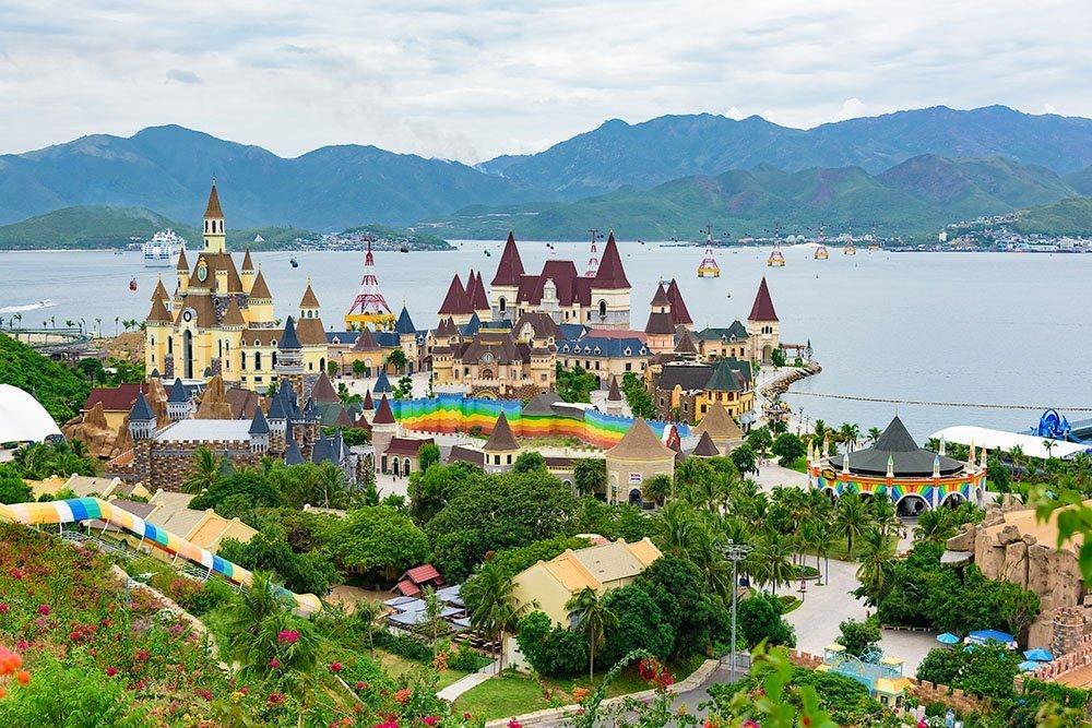 Vinpearl Land, Nha Trang, Vietnam
