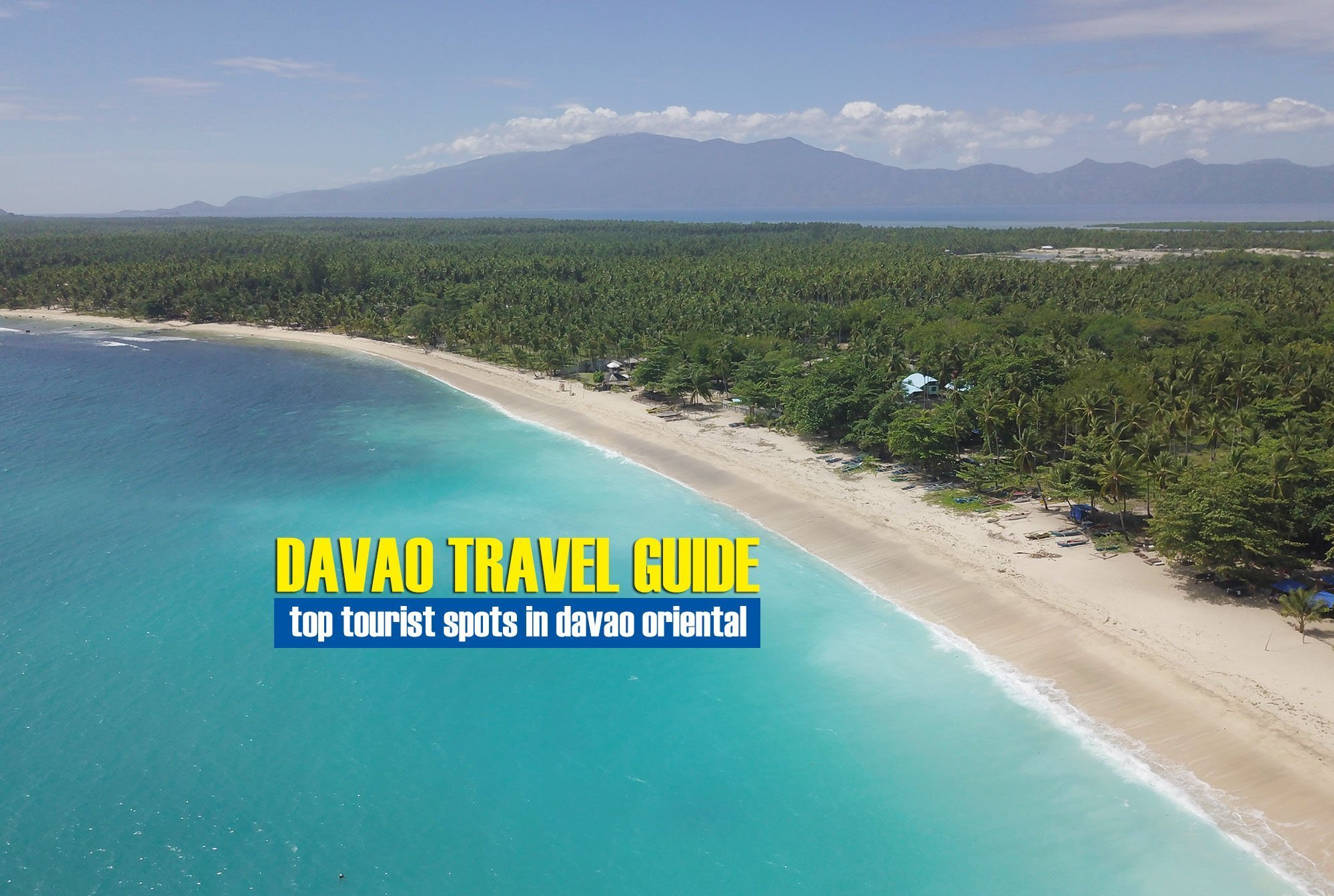 Top Tourist Spots in Davao Oriental [And How To Get There]