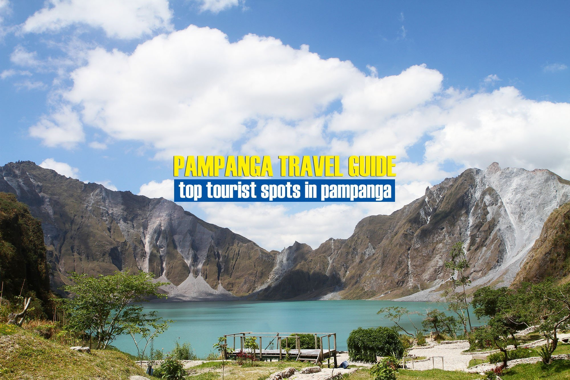 Top Tourist Spots in Pampanga [And How To Get There]