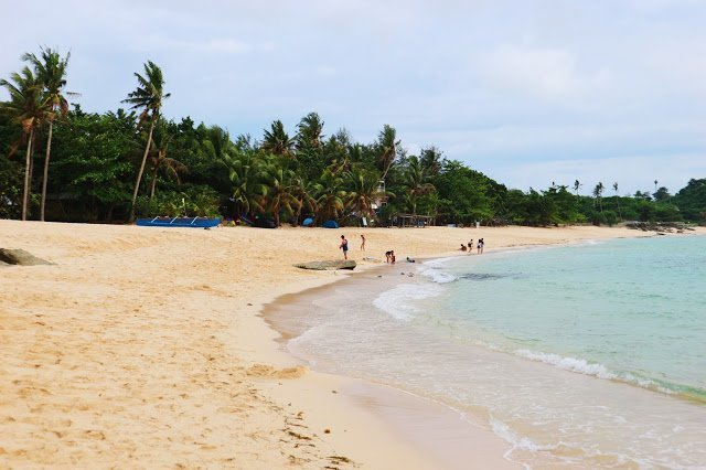Best Beaches in Pangasinan