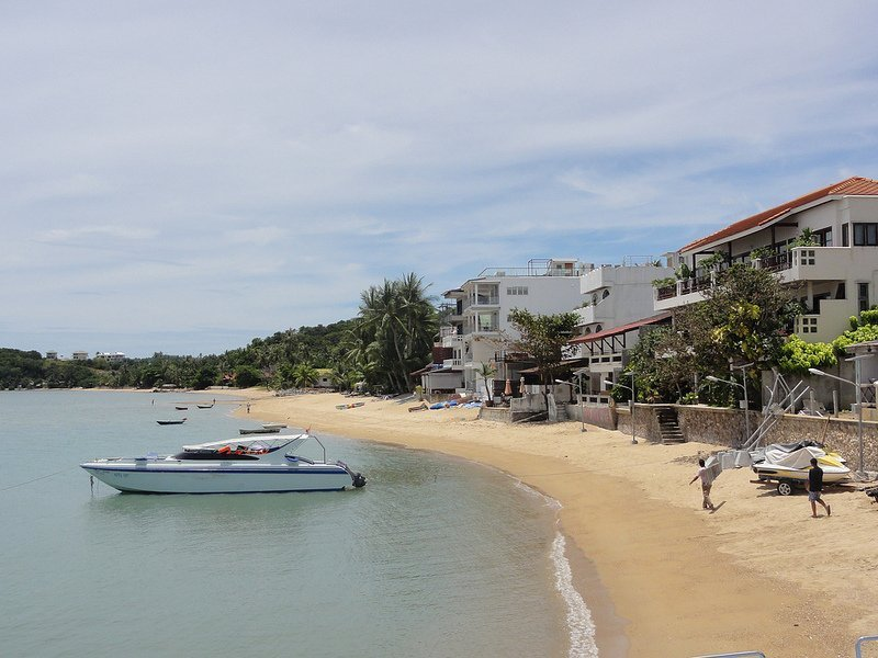 things to do in koh samui: Explore Fisherman's Village