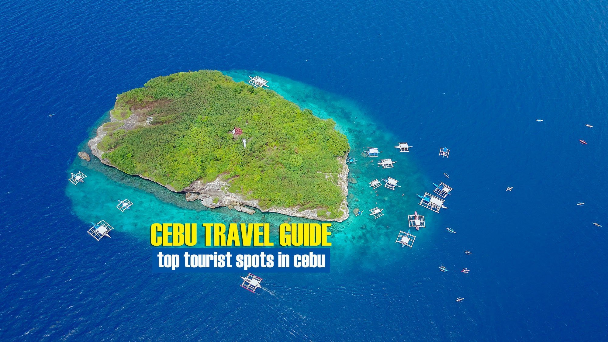 Top Tourist Spots in Cebu [And How To Get There]