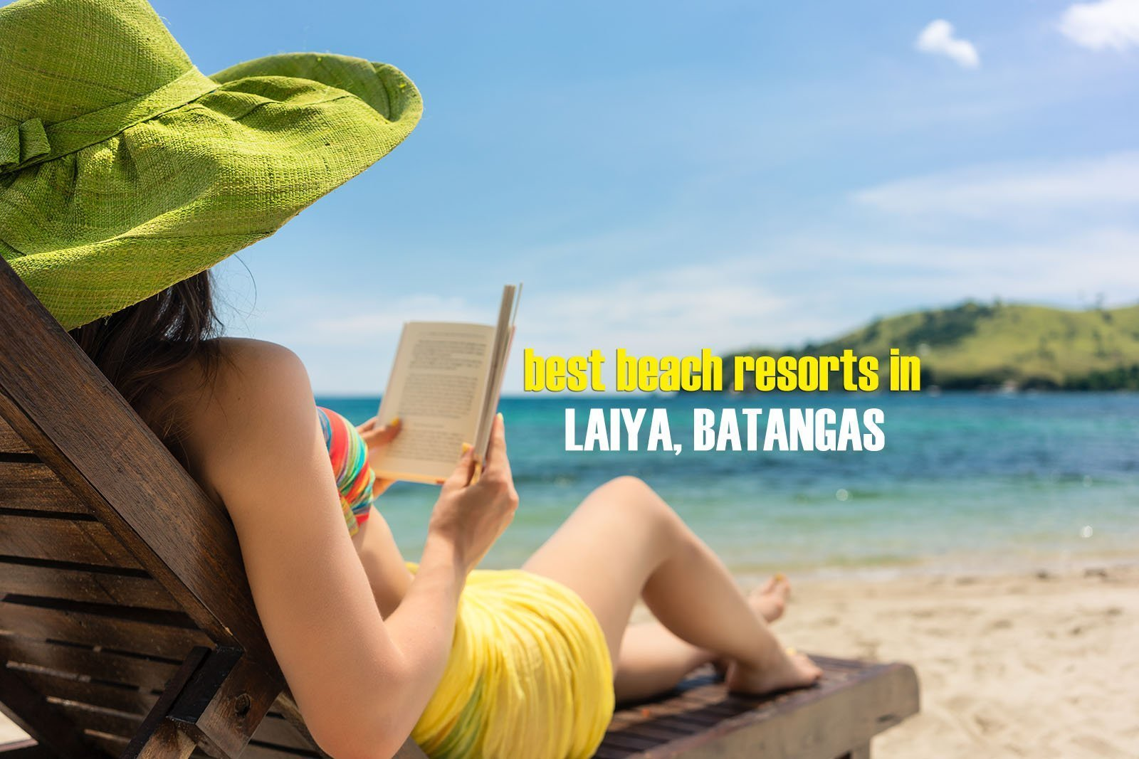 5 Best Beach Resorts in Laiya, Batangas