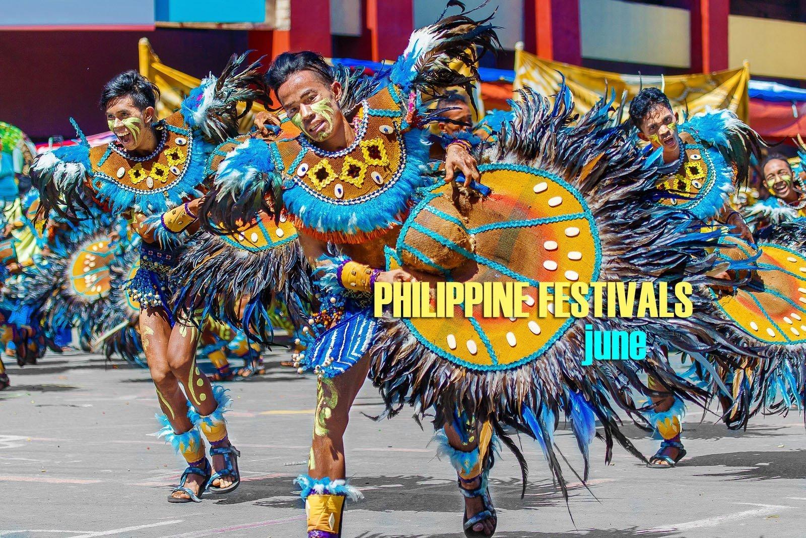 List of Philippine Festivals in June
