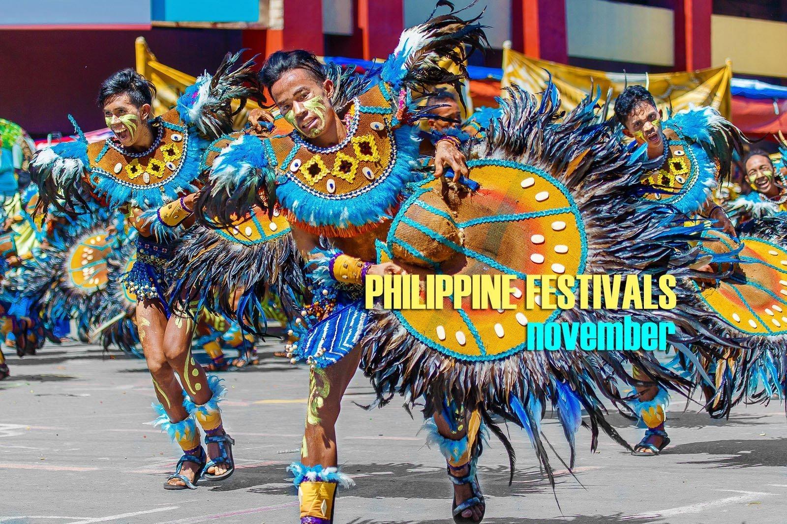 List of Philippine Festivals in November