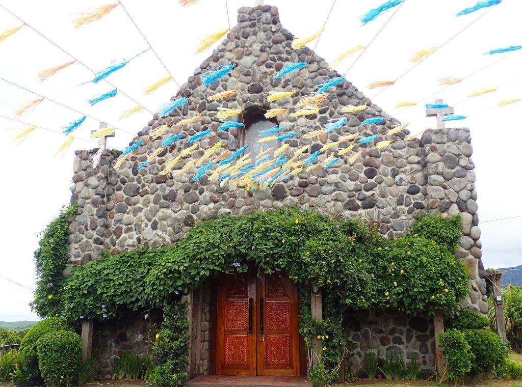 Tukon Chapel in Batanes