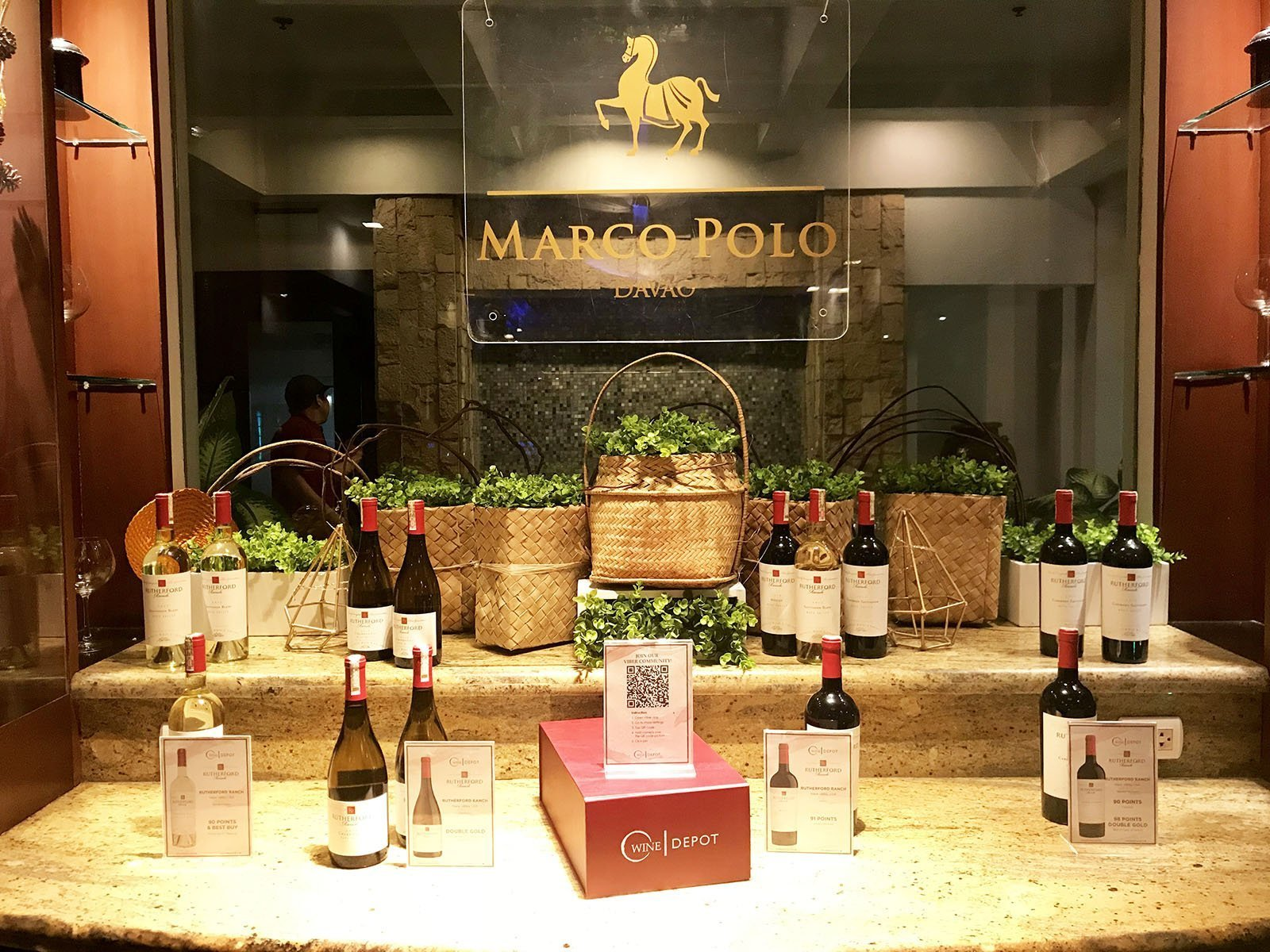 A Not-So-Serious Wine Dinner at the Marco Polo Davao