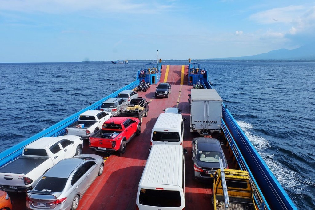 Cebu to Dumaguete Ferry Schedule and Fare Rates