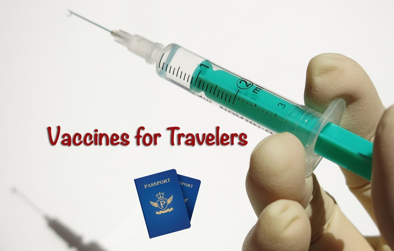 Get Protected: Required and Recommended Vaccines for Travelers