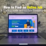 How To Find an Online Job