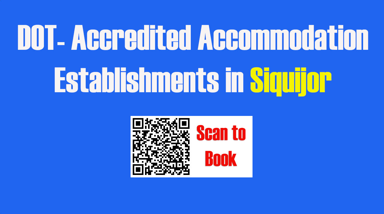 2021 DOT-Accredited Hotels in Siquijior