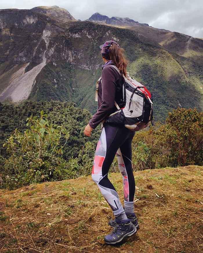 yanacocha hiker guagua pichincha