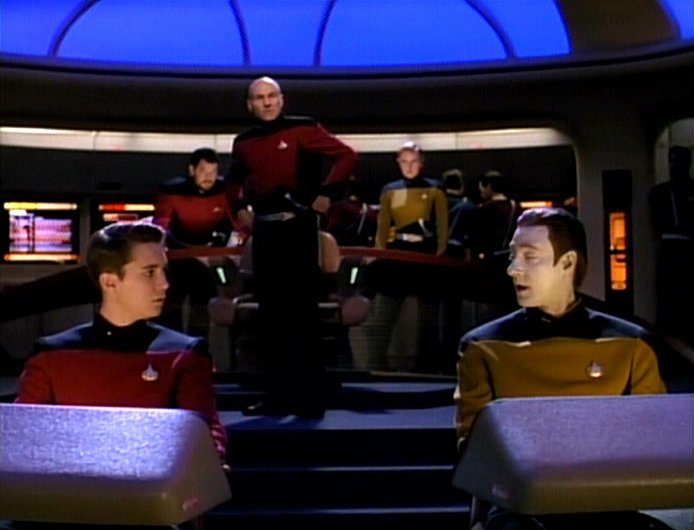 25 Days of TNG, Day 24: The Top 25 Episodes, Part 2 - Escape Pod