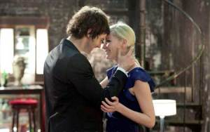 Jim Sturgess as Adam and Kirsten Dunst as Eden