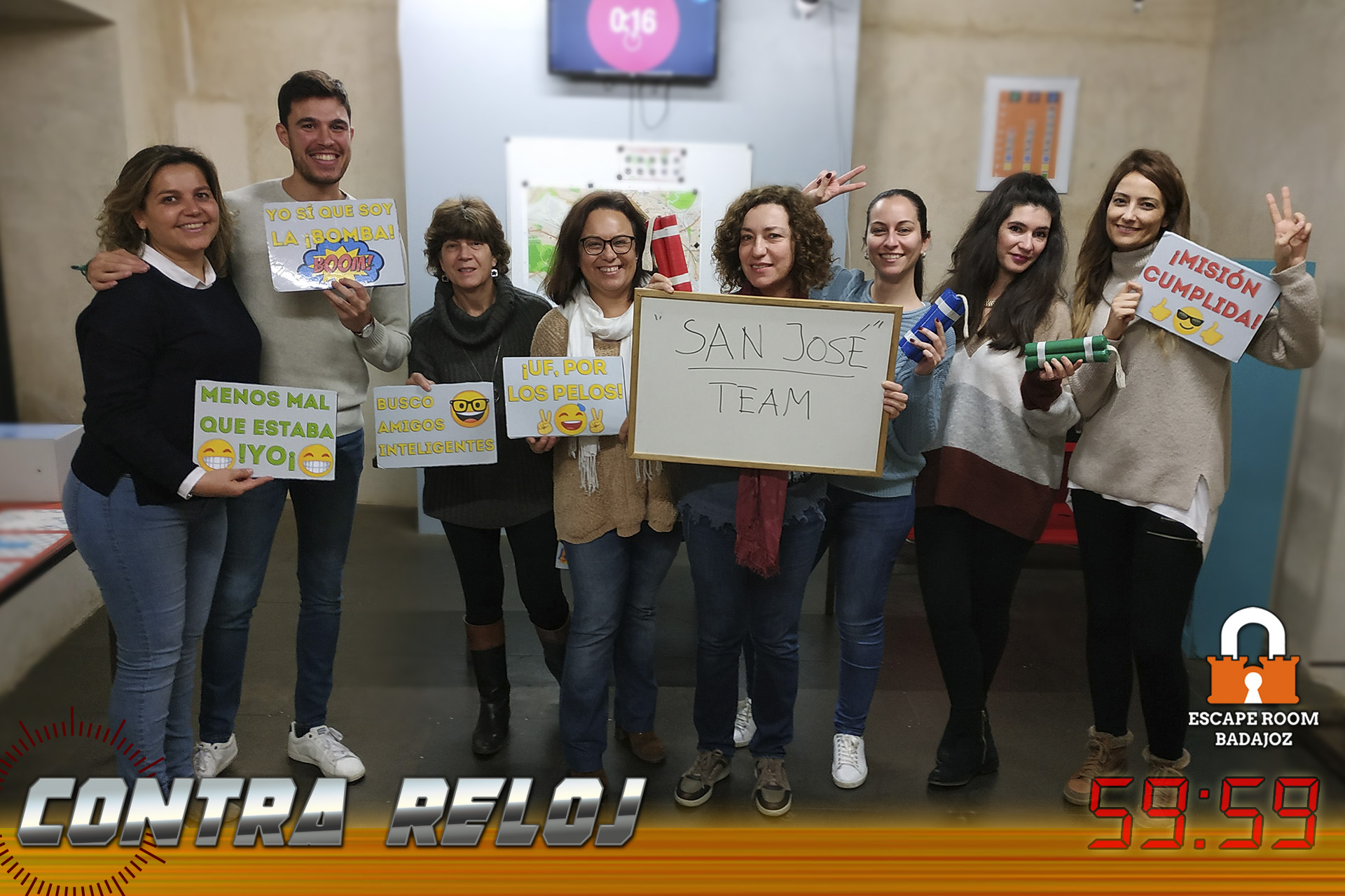 San-José-Team-Escape-room-badajoz
