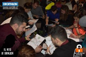 Teambuilding-Badajoz-reto-sherlock-Escape-room-badajoz-005