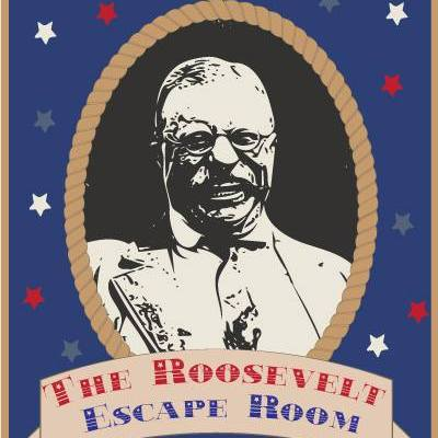 The Roosevelt Room is the sequel to the Houdini Room and features none other than Teddy Roosevelt!