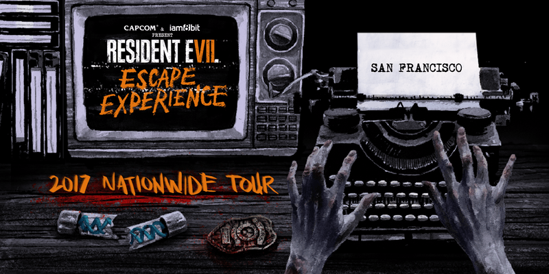 Resident Evil Escape Room Los Angeles