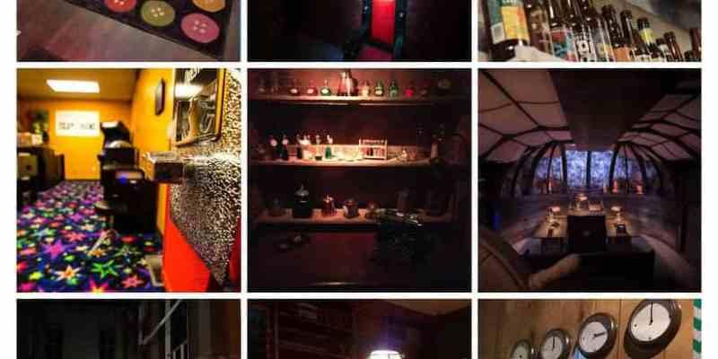 Groupon Escape Room Portland