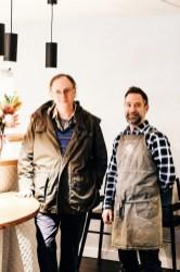 Phil Lavers & Steve Santucci, Moonacres Farm & Kitchen, Robetson
