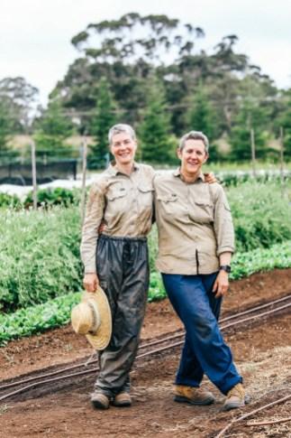 Sam Costello & Elisabeth Crawford, Brillig Farm, Exeter