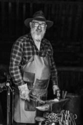 Steve Hogwood, Blacksmith, Wildes Meadow