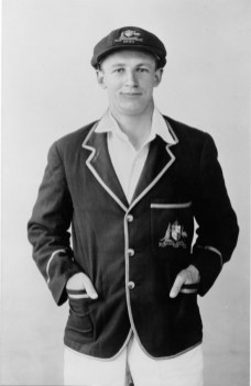 BMG521 Don Bradman, 1st Tour to England 1930