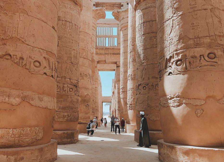 Descubre el Antiguo Egipto un viaje histórico