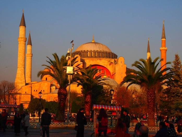 Santa Sofía Estambul 10 cosas para hacer en Estambul